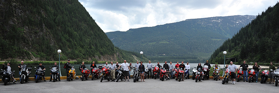 Ducati Users Club of Western Canada